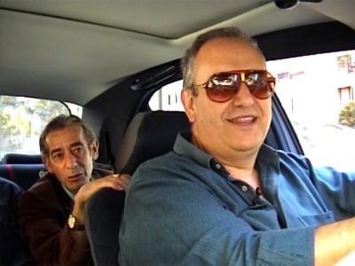 """Carlos Muela Gimeno, """"el Pavarotti del taxi"""""""