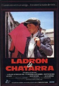 ladrón de chatarra (1987)