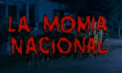 la momia nacional